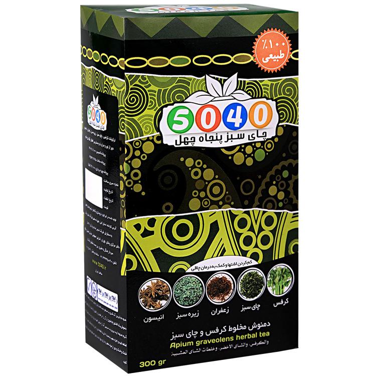 خرید چای سبز 5040 در شهر جغتای
